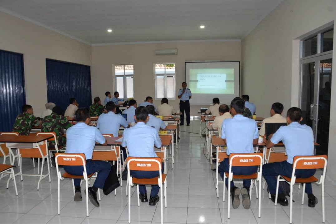 Sosialisasi Penghapusan BMN dan Asistensi Penatausahaan BMN di Lanud Husein Sastranegara