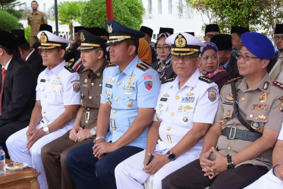 Upacara Peringatan Hari Kesaktian Pancasila di Provinsi Kepulauan Riau