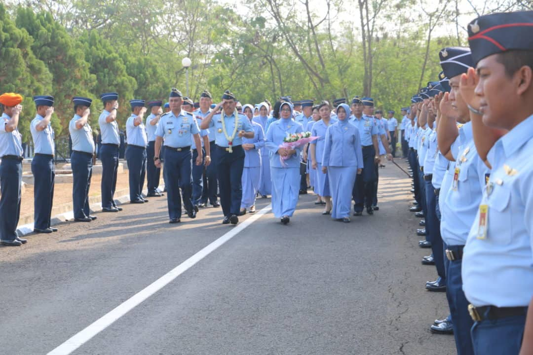 Passing In dan Passing Out Parade Pangkoopsau I
