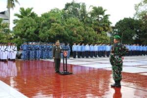 Ziarah dalam Rangka HUT TNI ke-74