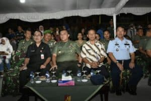 PANGDAM XIII MERDEKA TUTUP PAMERAN ALUTSISTA DALAM RANGKA HUT TNI KE 74