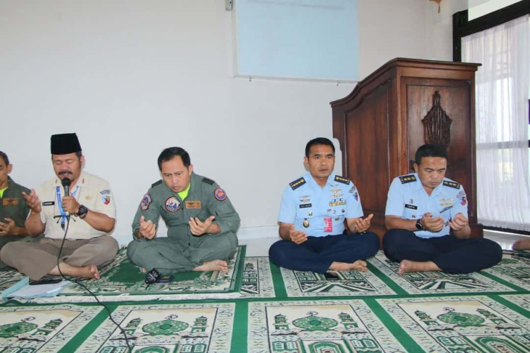 Doa Bersama Kesiapan Bina Terbang Siswa Sekbang Angkatan 97