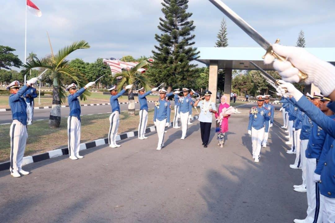 Tradisi Surya Senja, Pengantar Pelepasan Marsda TNI Tatang Harlyansyah, S.E., M.M.