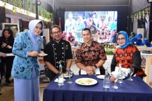 Ketum Pia AG: Jago Masak Tingkatkan Keharmonisan Rumah Tangga