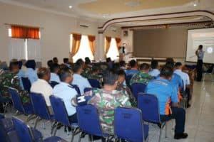 Ceramah dan Screening HIV-AIDS di Lanud Bny