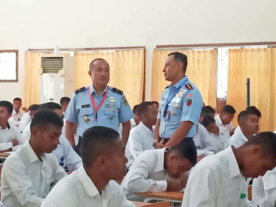 TNI AU Rekrut Khusus Pemuda dan Pemudi di Wilayah Perbatasan