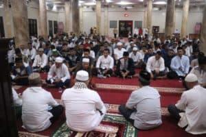 Jelang Pelantikan Presiden, Lanud Atang Sendjaja Gelar Doa Bersama