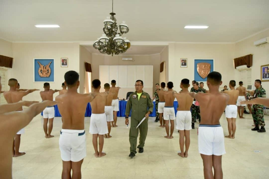 Danlanud Adisutjipto Pimpin Sidang Pantukhirda Casis Tamtama PK 2019