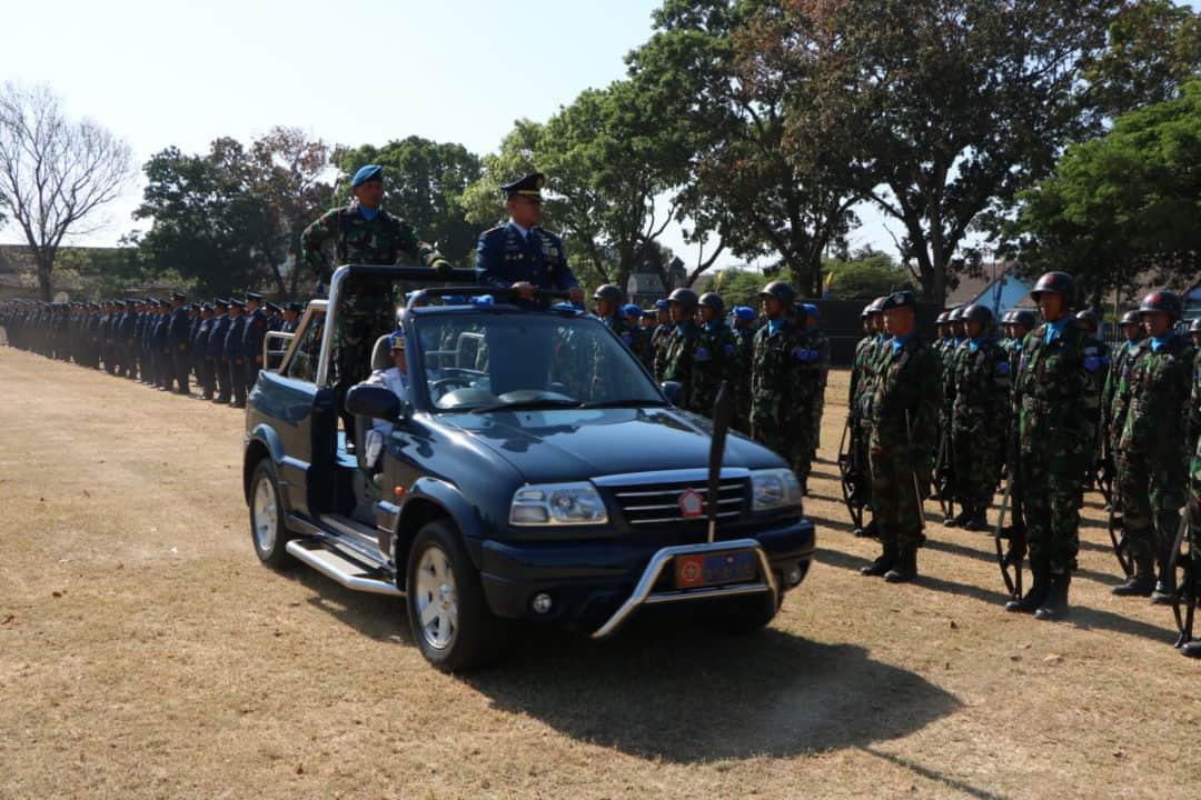 Lanud Adi Soemarmo dan Depohar 50 peringati HUT Ke-74 TNI Di Lapangan Dirgantara