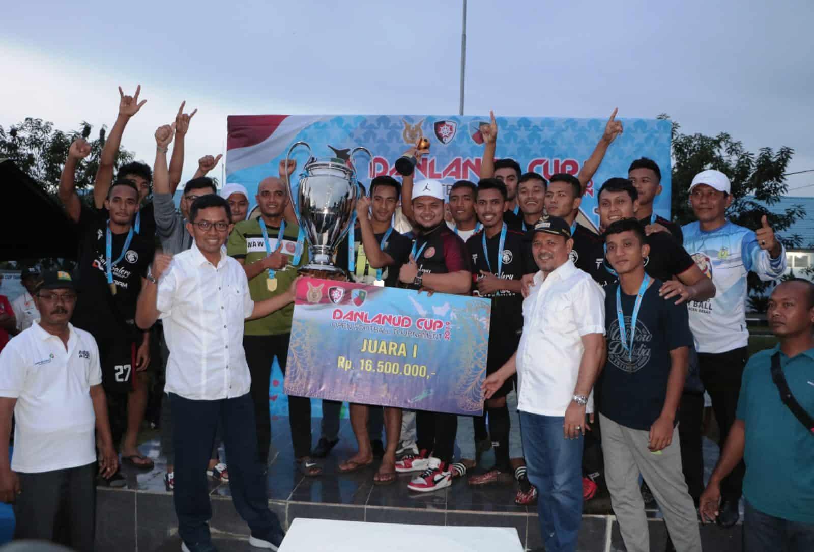 DANLANUD SIM CUP 2019 RESMI DITUTUP