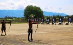 Danlanud Sim Tutup Open Tournament Archery 2019