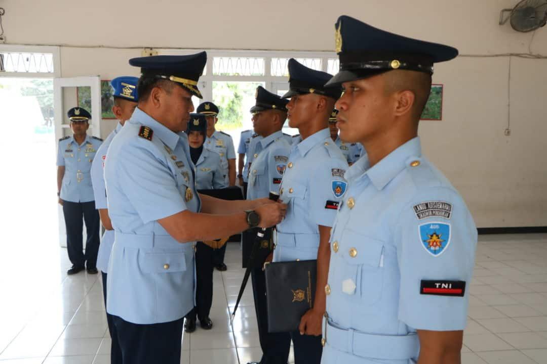 Komandan Lanud Adi Soemarmo Buka Tiga Pendidikan di Lanud Adi Soemarmo