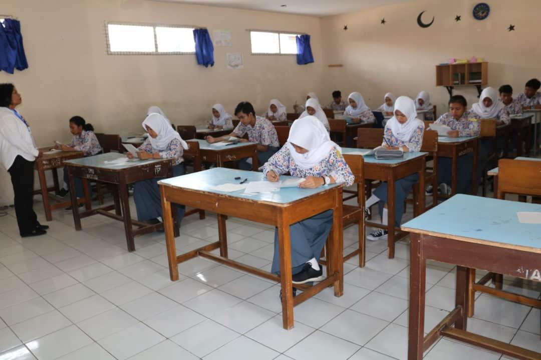 PEMBUKAAN AMSO 2019 DI SMA ANGKASA LANUD SULAIMAN