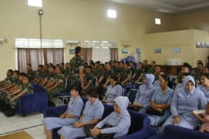 SAFARI BINTAL TNI AU TAHUN 2019 DI LANUD SAM RATULANGI