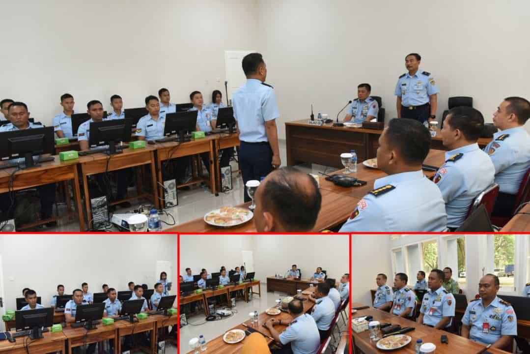 Kadisinfolahtaau, Simtelog Dapat Mendukung Operasional Alutsista TNI AU