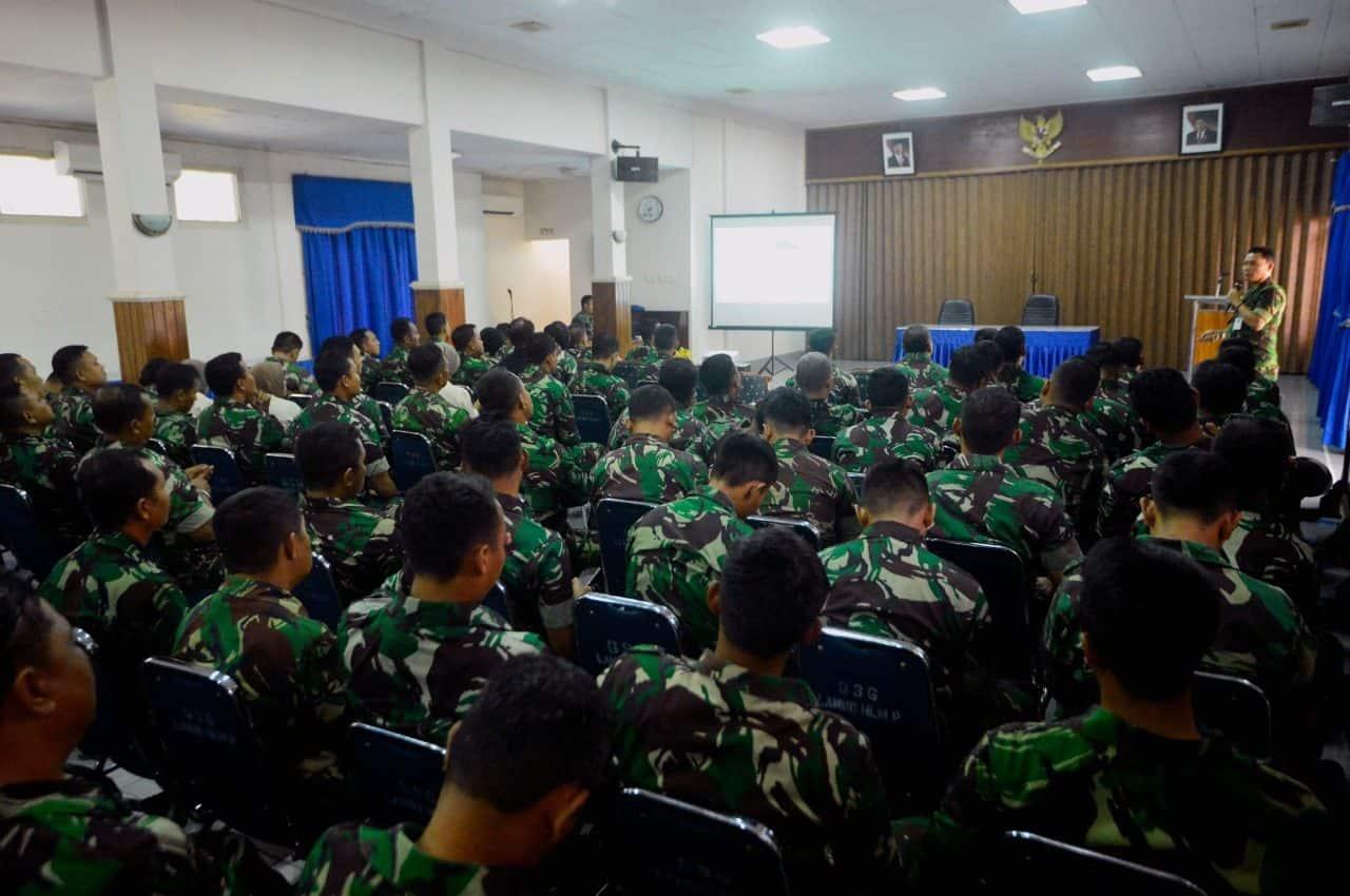 Sosialisasi TWP dan Perumahan Non Dinas di Lanud Halim P.