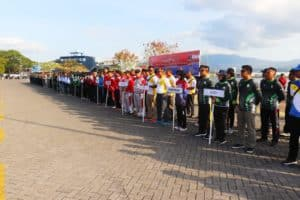 Tim Terjun Payung Prov Aceh Loloskan Satu Orang ke Pon XX Papua