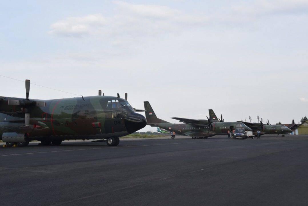 Lanud Husein Siap Dukung Demo Udara Meriahkan HUT KE-74 TNI