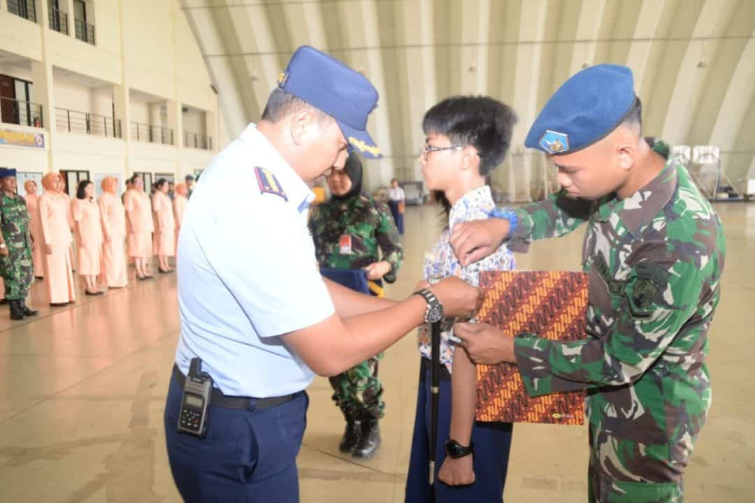 Siswa SMP Angkasa Lanud Halim Perdanakusuma Ikuti LDKS
