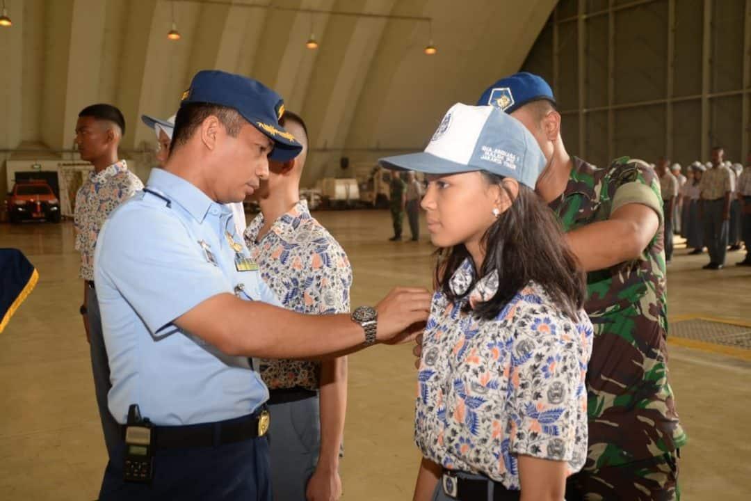 Siswa SMK Angkasa Lanud Halim Perdanakusuma Ikuti LDKPD