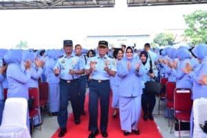 Prajurit TNI AU dan Keluarga Harus Bijak Bermedia Sosial