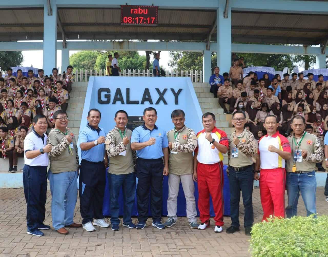 PANGKOOPSAU I BUKA LOMBA MARCHING BAND TNI 2019