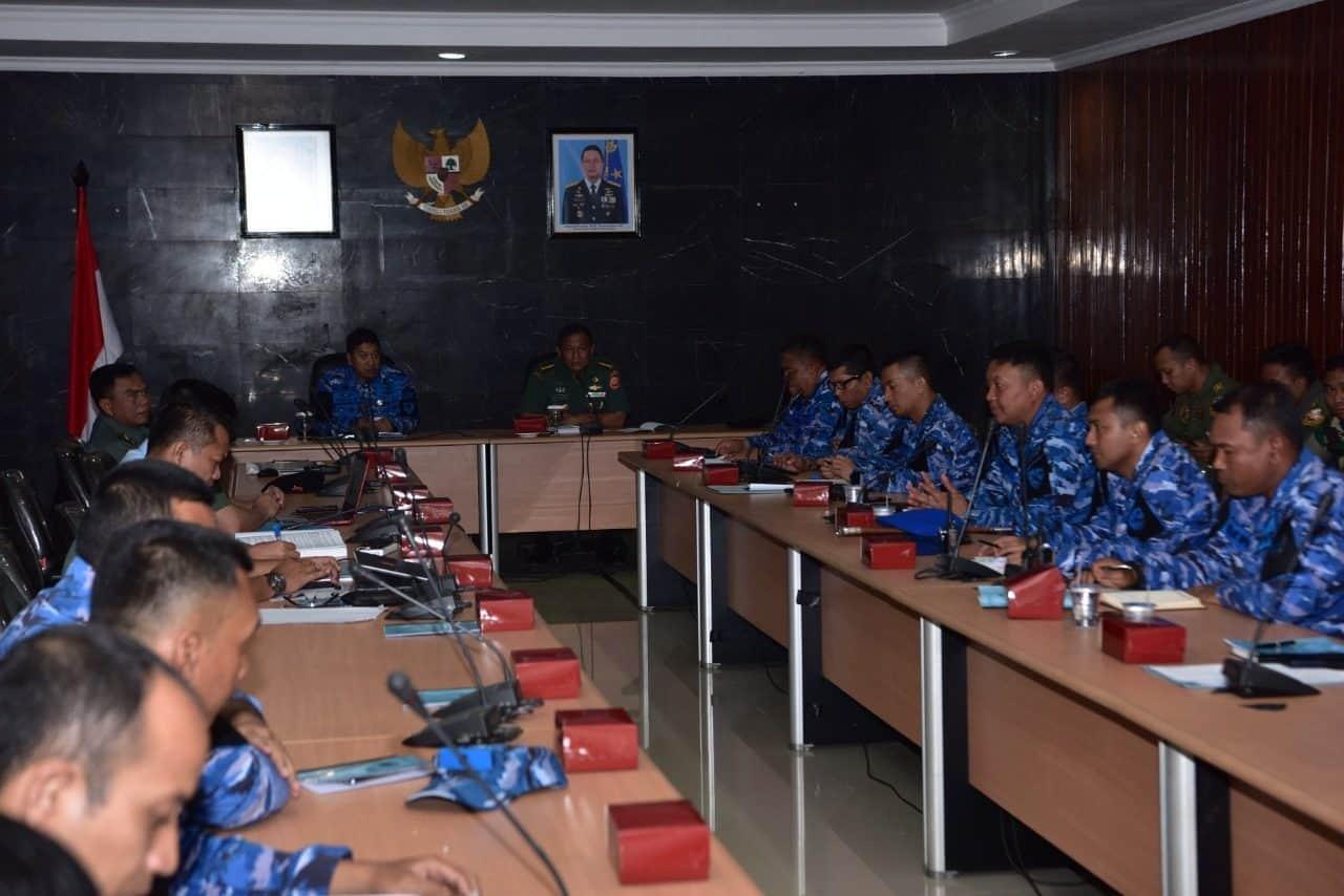 Itjen TNI laksanakan Wasrik di Lanud Halim Perdanakusuma