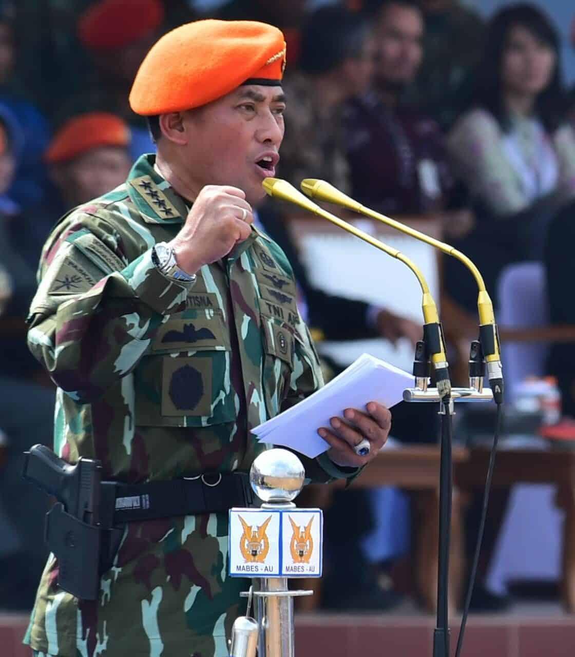 HUT KE-72 KORPASKHAS Kasau: Momentum Transformasi Menjadi Modern Soldiers