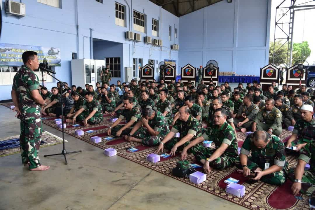 Adem Matra Udara Gelar Doa Bersama Jelang Pelantikan Presiden/Wapres