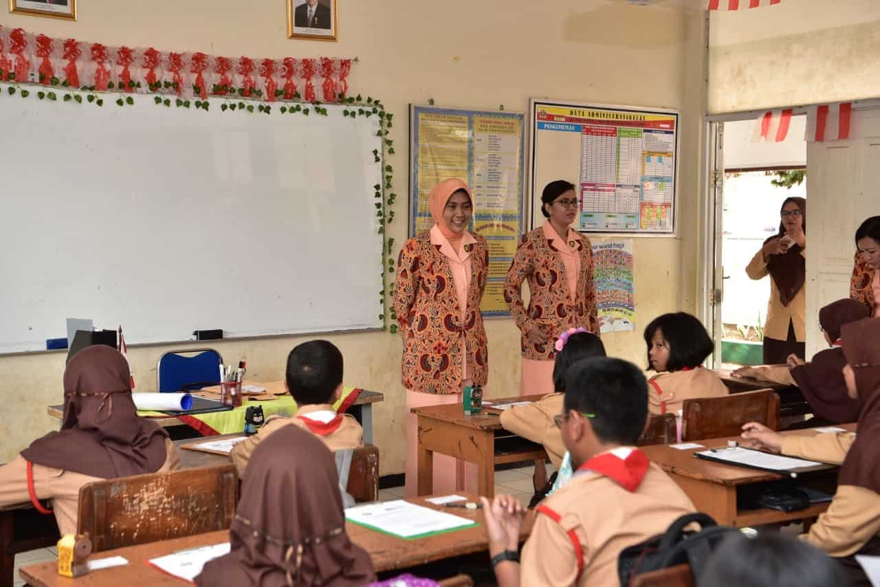 Sekolah Angkasa Lanud Halim Perdanakusuma Ikuti Kegiatan AMSO 2019