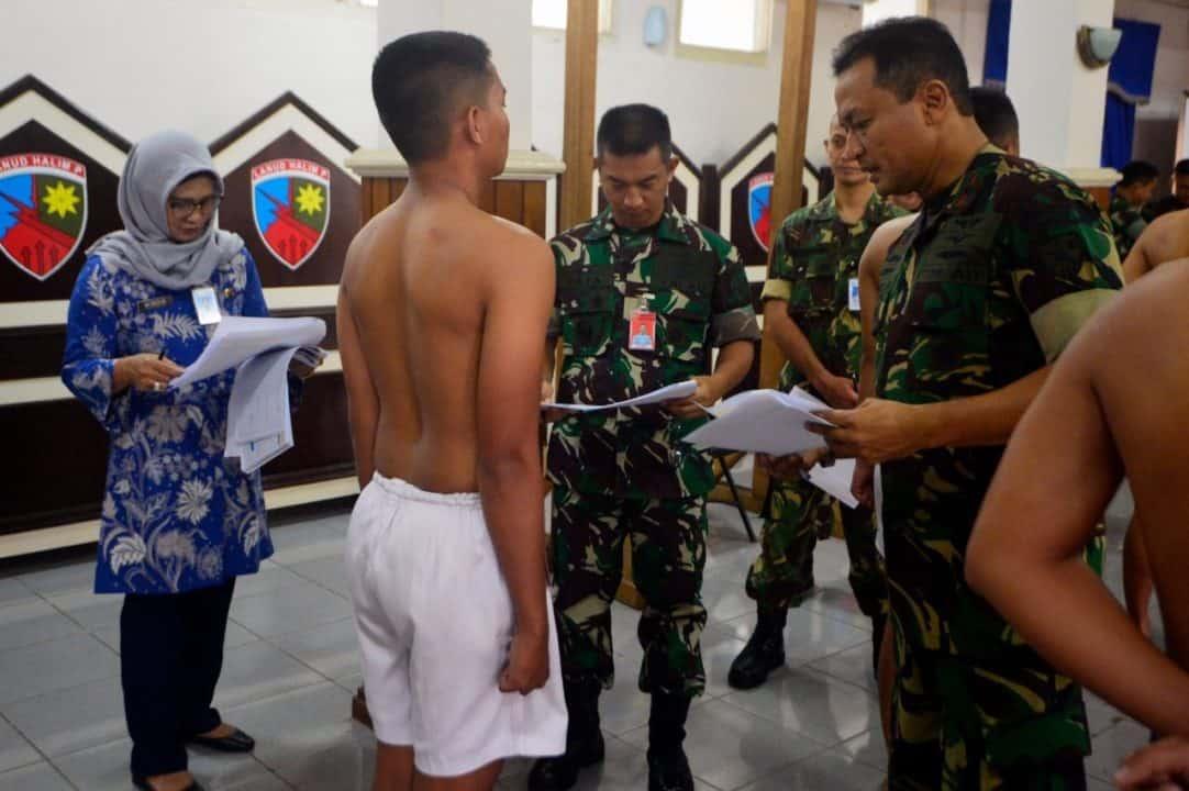 Danlanud Halim P. Pimpin Sidang Pantukhirda Casis Tamtama PK TNI AU Gelombang II TA 2019