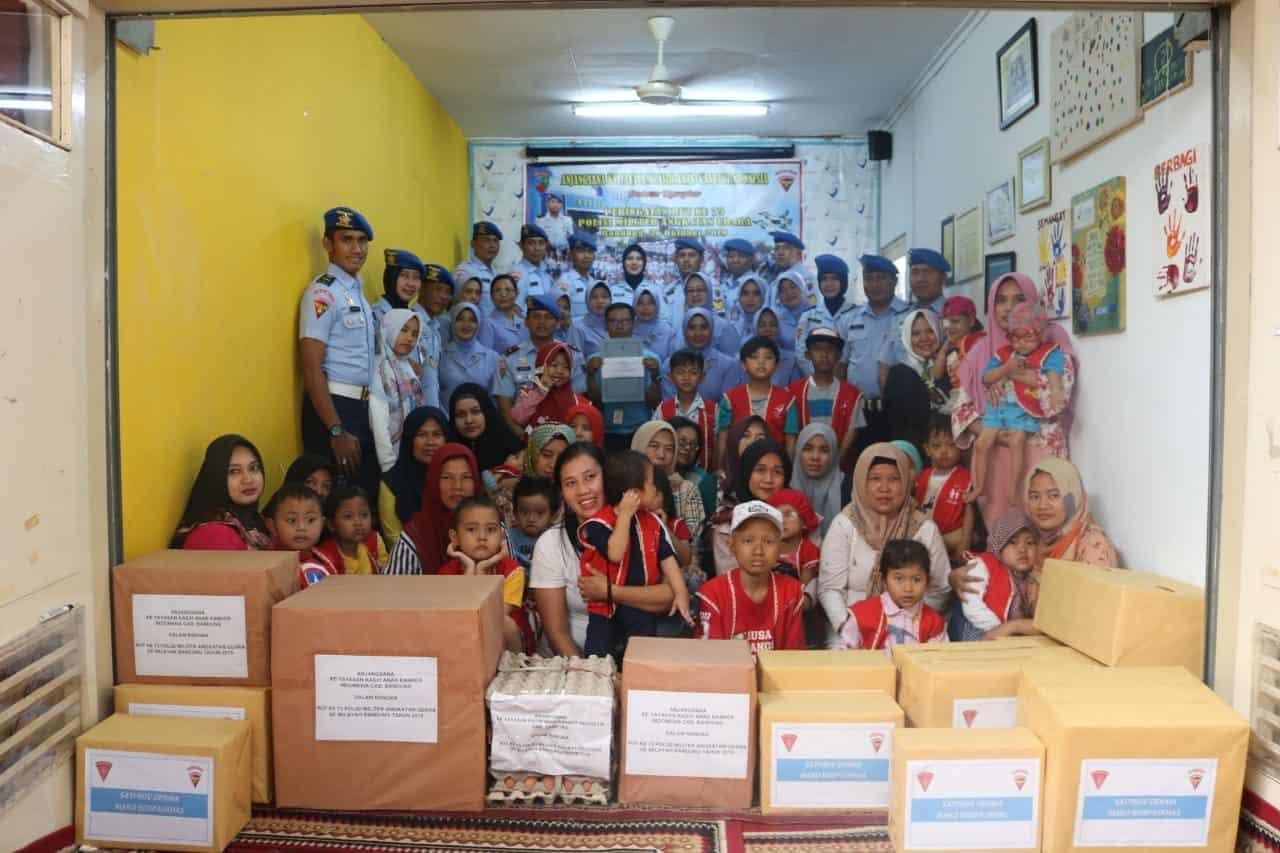 Satpomau Bakorda Bandung Laksanakan Anjangsana