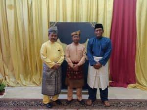 Danlanud RHF Hadiri Gala Dinner Bersama Raja Sultan Se-Nusantara 2019