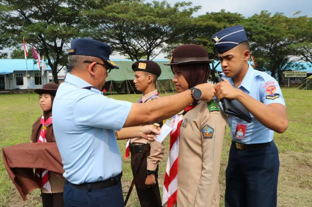 Lanud Supadio Gelar Aero Camp Tahun 2019