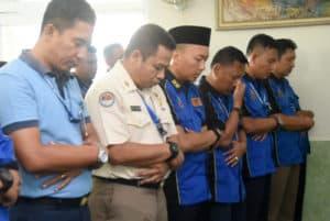 PERINGATAN MAULID NABI MUHAMMAD SAW 1441 H/ 2019 M DI LANUD WIRIADINATA