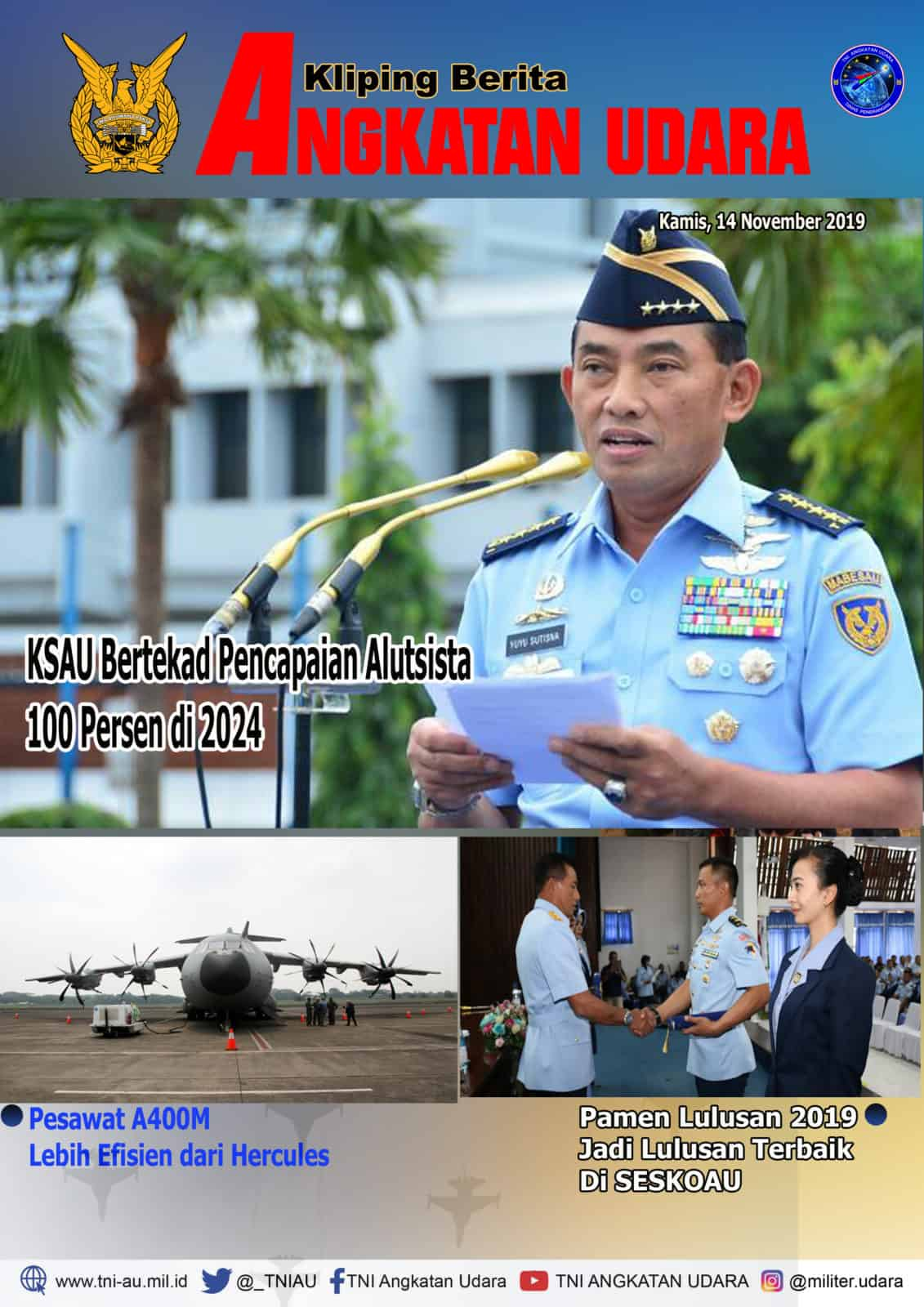 Kliping Berita Media 14 November 2019