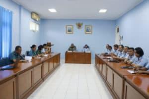 Wasrik Itjen TNI di Wingdikum