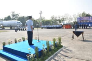 Jabatan Komandan Skatek 044 Lanud Sultan Hasanuddin Diserahterimakan