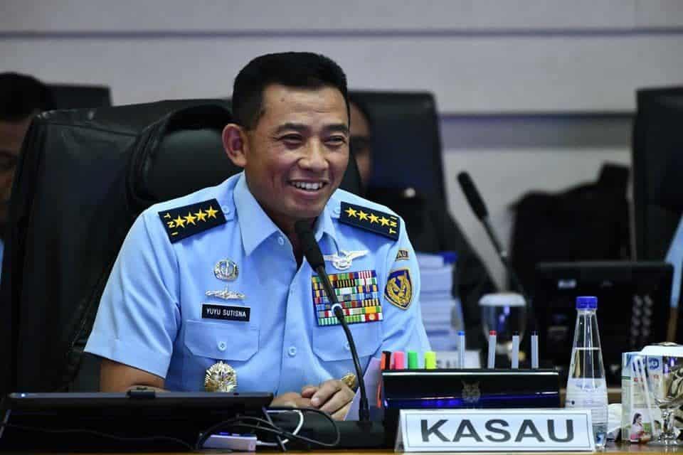 Kasau: TNI AU Selalu Dituntut Kesiapan Tinggi