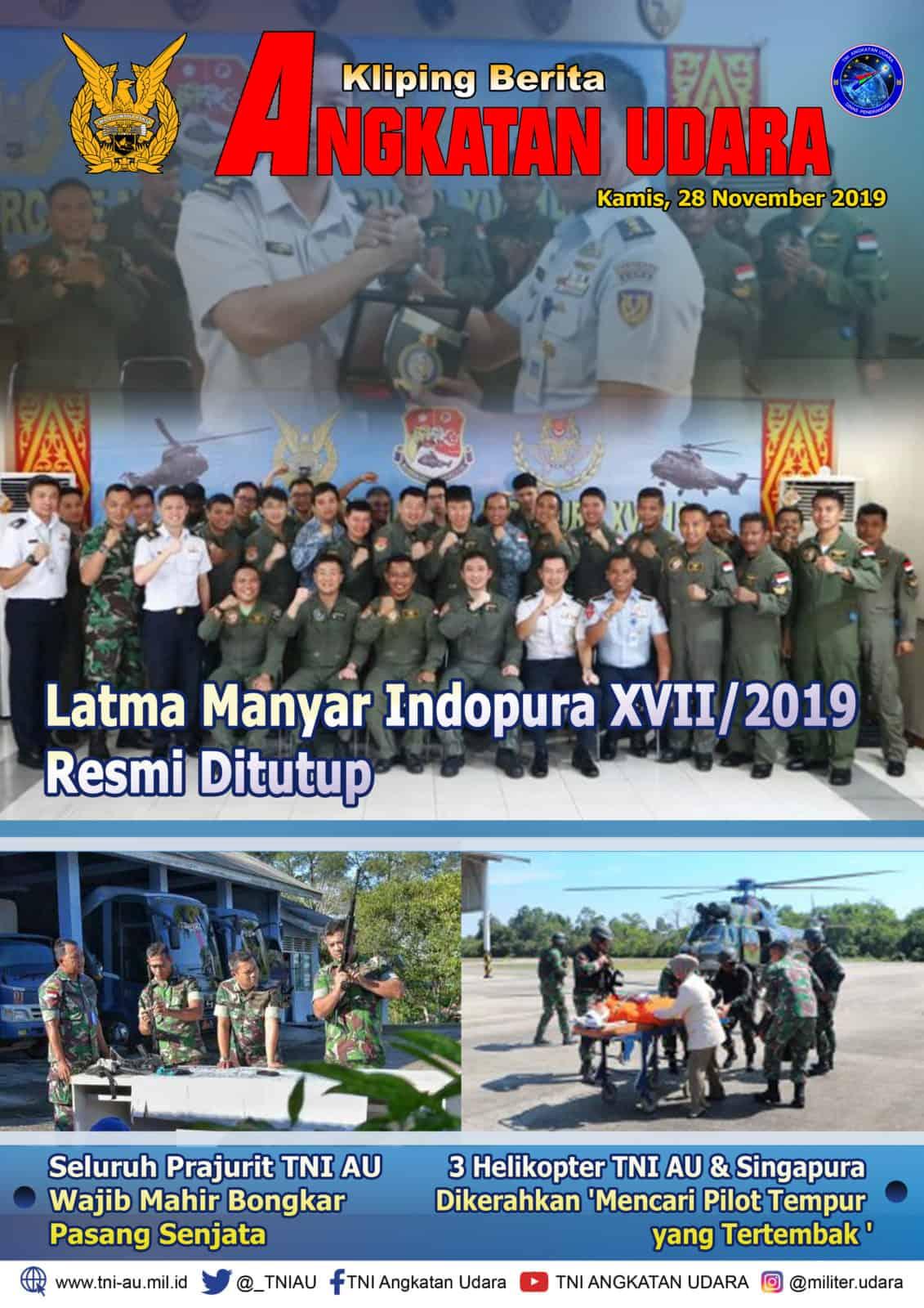 Kliping Berita Media 28 November 2019