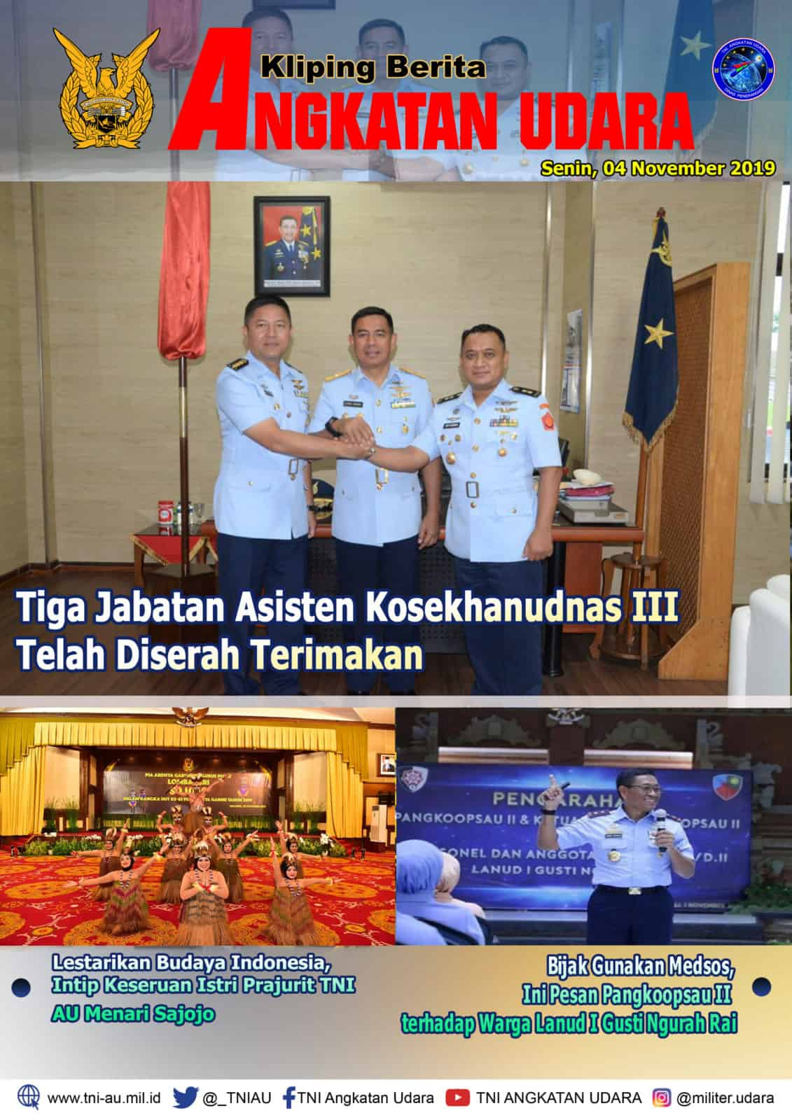 Kliping Berita Media 04 November 2019