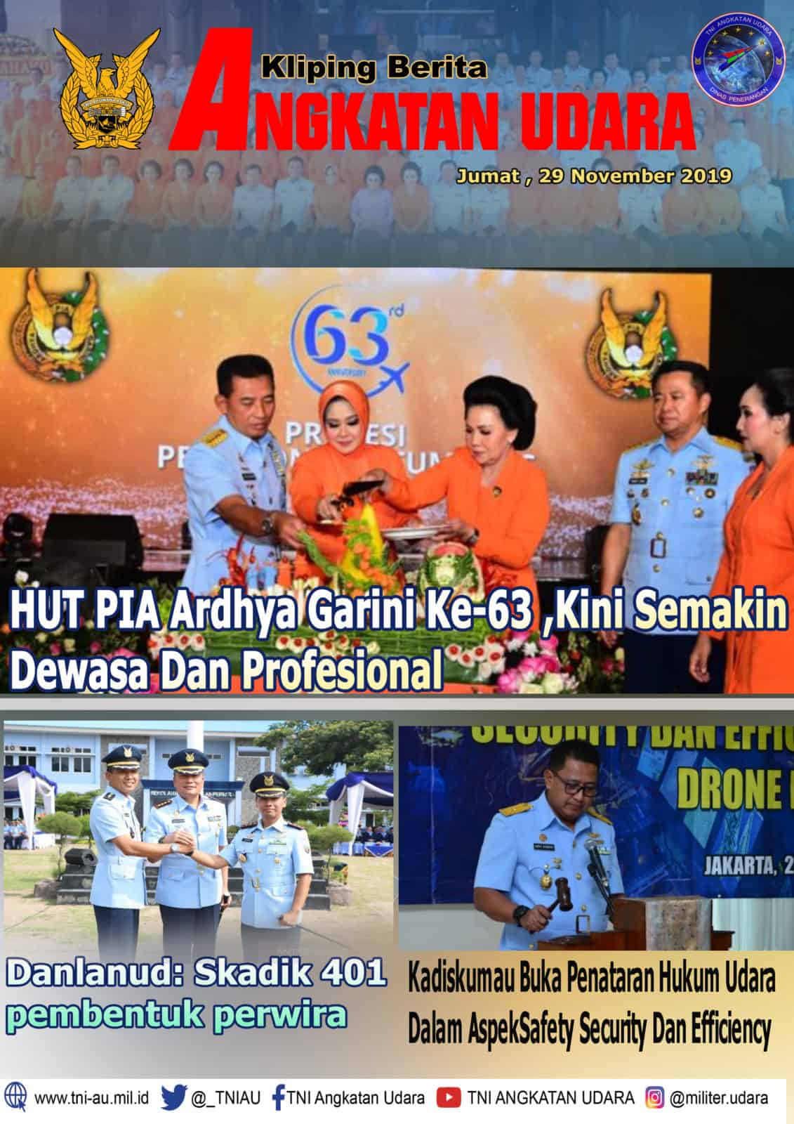 Kliping Berita Media 29 November 2019