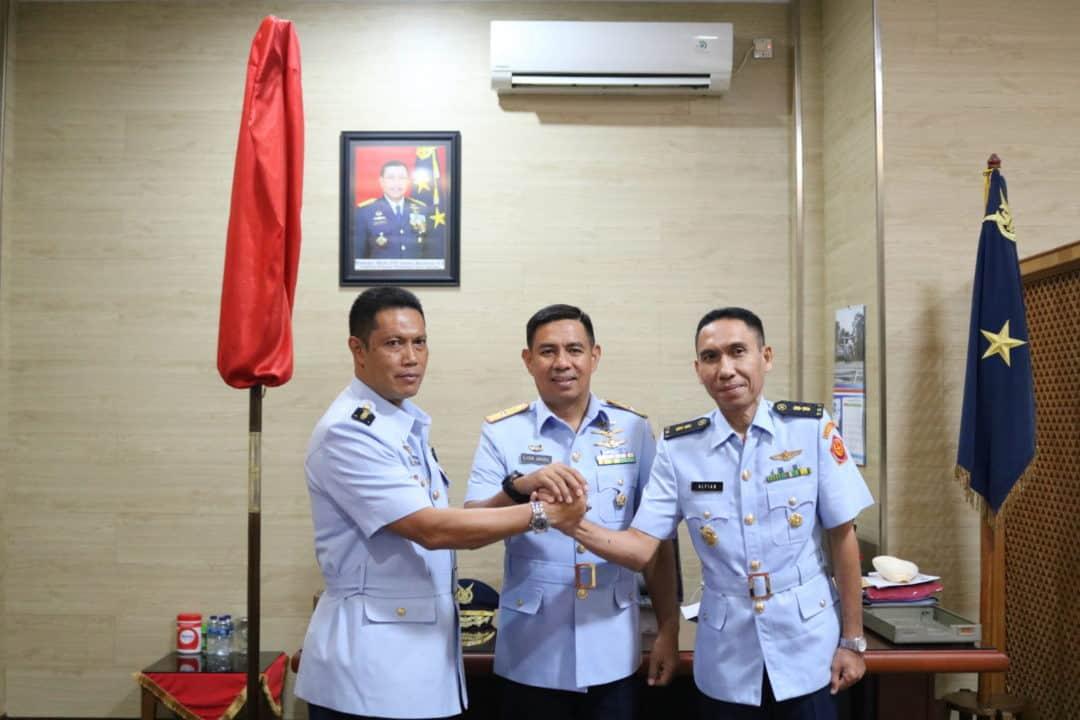 Tiga Jabatan Asisten Kosekhanudnas III Diserah Terimakan