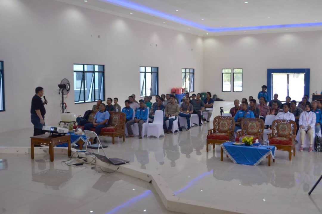 Pelatihan dan Sertifikasi Pilot Drone di Lanud Sjamsudin Noor