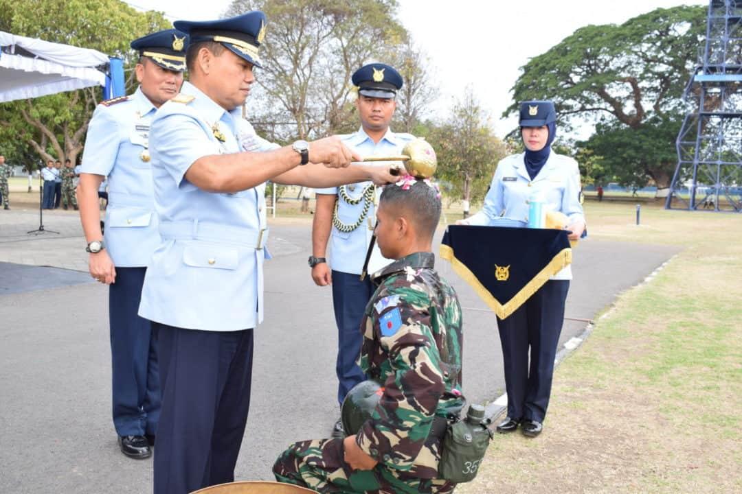 Komandan Kodiklatau Buka Pendidikan Semata PK TNI AU Angkatan Ke-78 T.A. 2019
