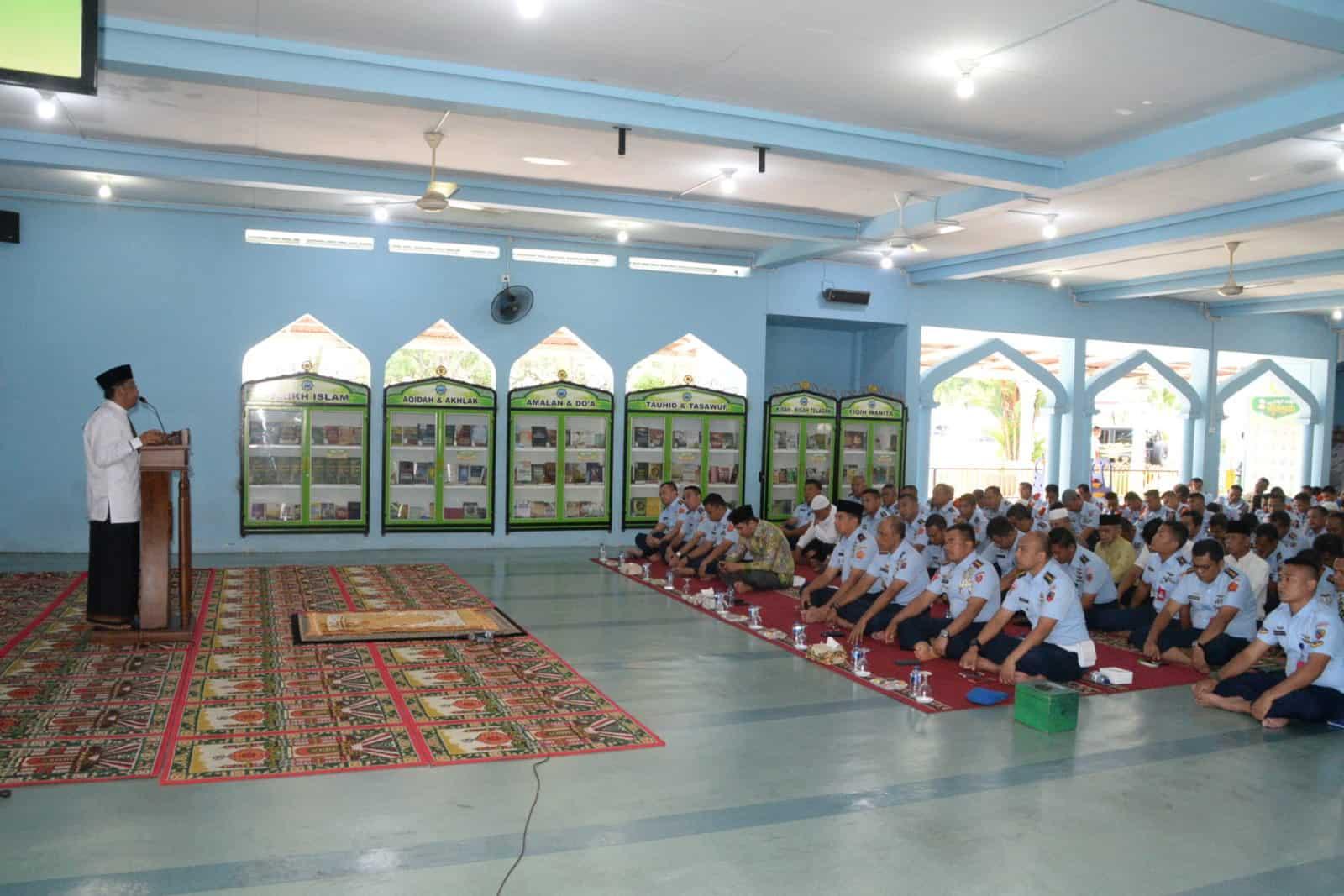 TNI AU Medan Bersama Peringati Maulid Nabi Muhammad SAW 1441 H / 2019 M