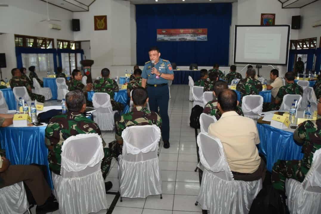 Sosialisasi Penyegaran Bidang Manajerial Pengelolaan BMN di Lanud Husein Sastranegara