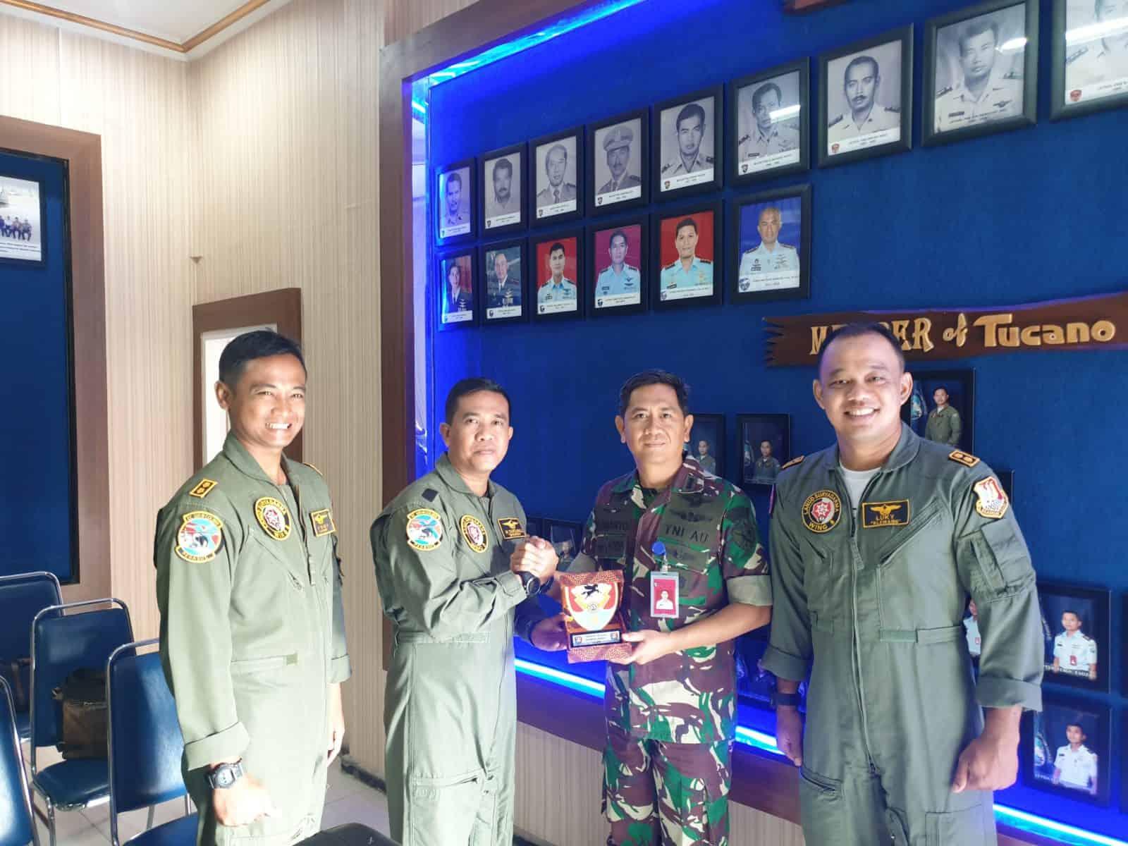 Latihan Navigasi Penerbang Skadron Udara 7 Menjangkau Lanud Abd Saleh