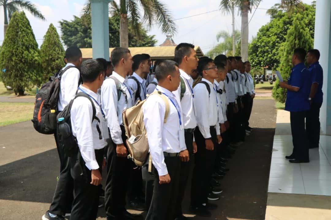 Panda Lanud Abdulrachman Saleh Mulai Seleksi PA PK TNI 2019