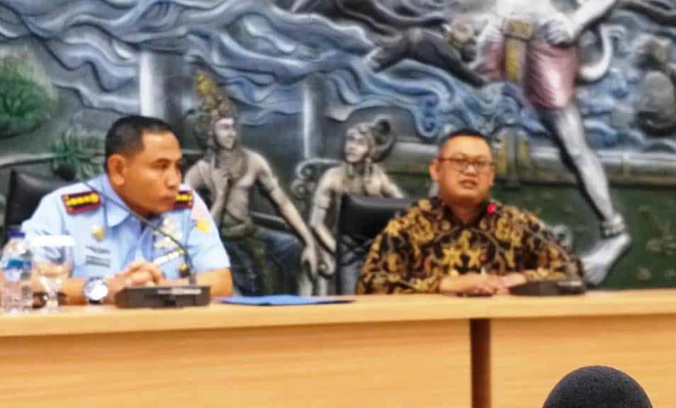 Pengurus dan Anggota Puskopau Garuda Lanud Abdulrachman Saleh Terima Sosialisasi UU Nomor 5/1999 dari KPPU Wilayah IV Surabaya